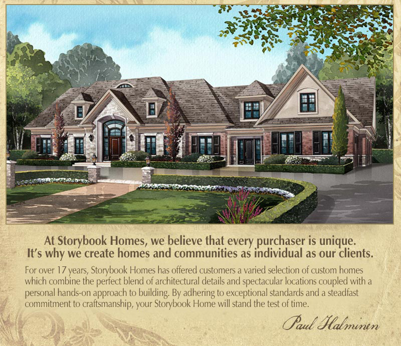 Welcome to for Storybookhomes com